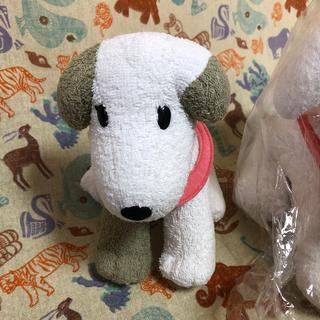 イオン(AEON)の非売品 新品 ワオン 犬 ぬいぐるみ エリン(ぬいぐるみ)