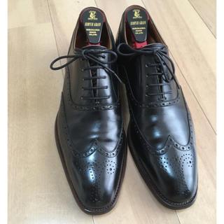 リーガル(REGAL)のスコッチグレイン H-9041 25cm 匠 黒(ドレス/ビジネス)
