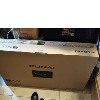 フナイ 4k 液晶テレビ 43インチ FL-43U3020(テレビ)