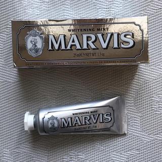 MARVIS - MARVIS ホワイトニングミント 25ml