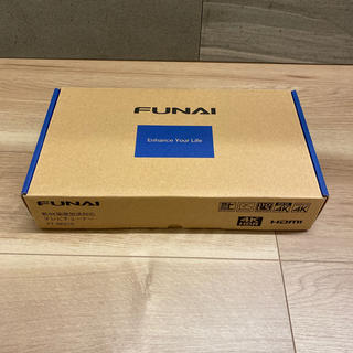 FUNAI 4Kチューナー(その他)