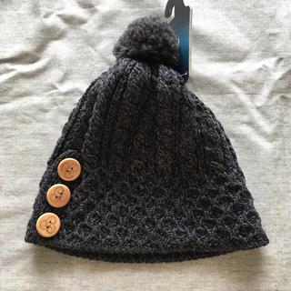 BEAUTY&YOUTH UNITED ARROWS - 【新品】aran アイルランド製 メリノウール100% ニット帽