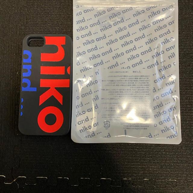 niko and...(ニコアンド)のnico and...スマホケース スマホ/家電/カメラのスマホアクセサリー(iPhoneケース)の商品写真