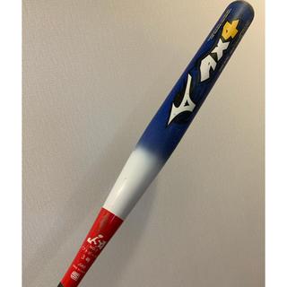 ミズノ(MIZUNO)のミズノプロ AX4 ソフトボール3号バット 北京五輪モデル 激レア 86㎝ (バット)