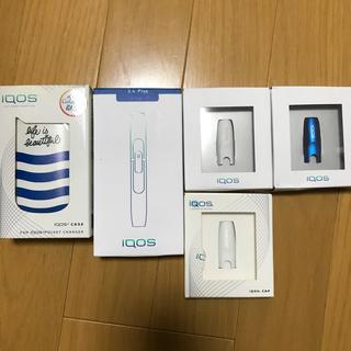 アイコス(IQOS)のIQOS 各種 新品・未使用(タバコグッズ)