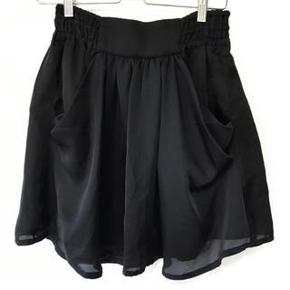 グローブ(grove)の《美品✧‧˚》groveスカート(ひざ丈スカート)