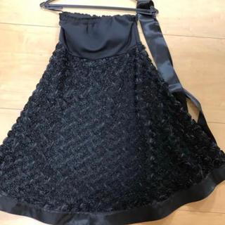 セシルマクビー(CECIL McBEE)のセシルマクビー ドレス パーティ 美品(ミディアムドレス)