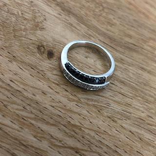 ジュエリーマキ(ジュエリーマキ)のジュエリーマキ ブラックダイヤモンドk10wg リング(リング(指輪))