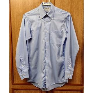 オリヒカ(ORIHICA)のオリヒカ ワイシャツ 長袖シャツ ブルー メンズ Sサイズ 37-82(シャツ)
