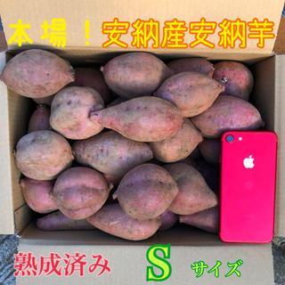 KZY812様専用 本場!熟成済み安納芋 S  4kg(野菜)