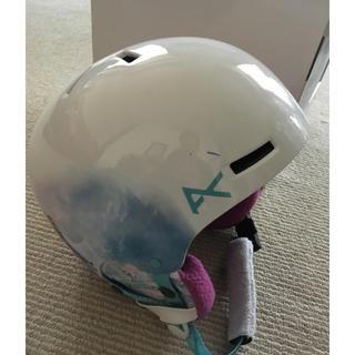 バートン(BURTON)のアノン アナと雪の女王 スキー スノーボード 自転車 ヘルメット(その他)