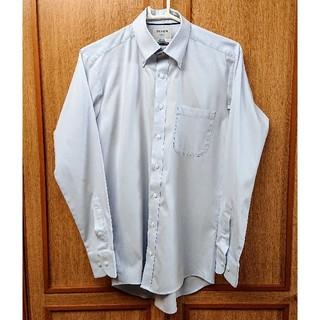 オリヒカ(ORIHICA)のオリヒカ ワイシャツ 長袖シャツ 水色 メンズ Sサイズ 37-82(シャツ)
