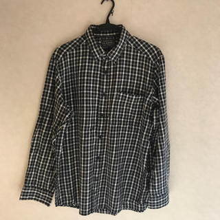 UNIQLO - ユニクロ メンズ ネルシャツ XL