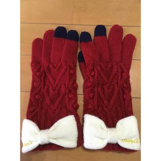 レピピアルマリオ(repipi armario)の手袋 レピピ   ラブトキシック マフラー 2点(手袋)