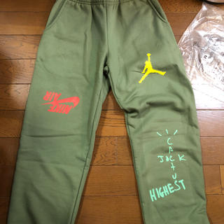 ナイキ(NIKE)のTRAVIS SCOTT × JORDAN PANTS CACTUS JACK(その他)