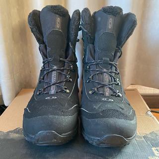 サロモン(SALOMON)のサロモン スノーブーツ NYTRO GTX 27.5cm 美品 防寒 防水(ブーツ)