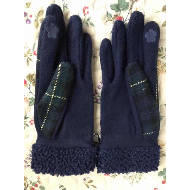 MARY QUANT(マリークワント)のマリークワント グローブ レディースのファッション小物(手袋)の商品写真