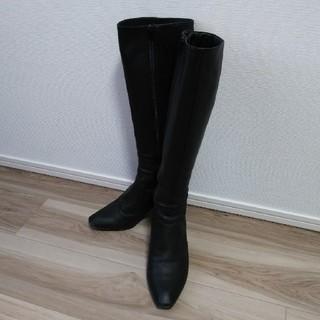エレガンスヒミコ(elegance卑弥呼)の❤️elegance Himiko❤️何通りも楽しめるモチーフ付きブーツ24.0(ブーツ)