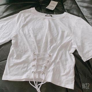 ZARA - ZARA 半袖Tシャツ タグ付き未使用