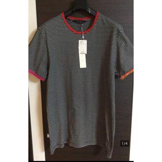 マークジェイコブス(MARC JACOBS)のMARC JACOBS ボーダー Tシャツ M (Tシャツ/カットソー(半袖/袖なし))
