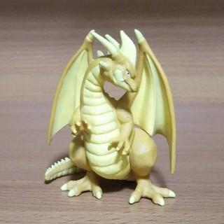 スクウェアエニックス(SQUARE ENIX)の☆ ドラゴンクエストフィギュア グレイトドラゴン 当時物 レア ☆(ゲームキャラクター)