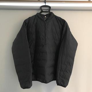ムジルシリョウヒン(MUJI (無印良品))のMIJI Labo ダウンジャケット オーストラリアダウン プルオーバー(ダウンジャケット)