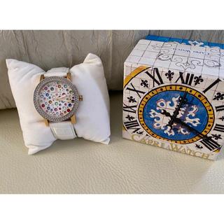 カプリウォッチ(CAPRI WATCH)のビッグフェイス きらきら カプリウォッチ(腕時計)
