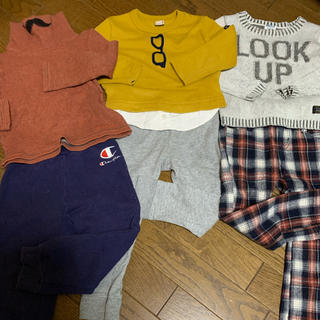 プティマイン(petit main)の男の子服 まとめ売り プティマイン 他(Tシャツ/カットソー)