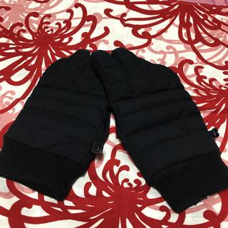 ユニクロ(UNIQLO)の【ユニクロ】メンズ手袋 サイズL(手袋)