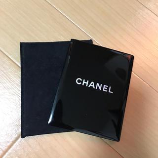 CHANEL - 非売品☆美品☆シャネル☆ミラー