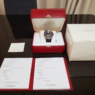 Cartier - カルティエ W7100056 カリブル・ドゥ・カルティエ ダイバー 自動巻