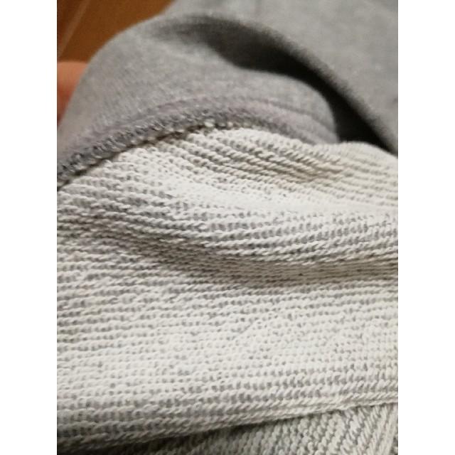 NIKE(ナイキ)のam 様専用 NIKEキッズ90(2T)JORDAN ロゴパーカー&パンツ灰 キッズ/ベビー/マタニティのキッズ服男の子用(90cm~)(Tシャツ/カットソー)の商品写真