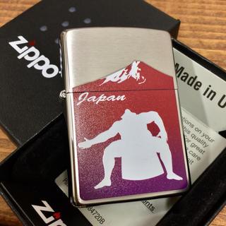 ジッポー(ZIPPO)の新品 ZIPPO 相撲 富士山 すもう ジッポー(タバコグッズ)