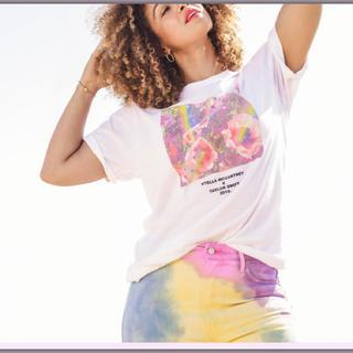 ステラマッカートニー(Stella McCartney)のSALE❗️一点限り Tシャツ フラワー カラフル お花(Tシャツ(半袖/袖なし))