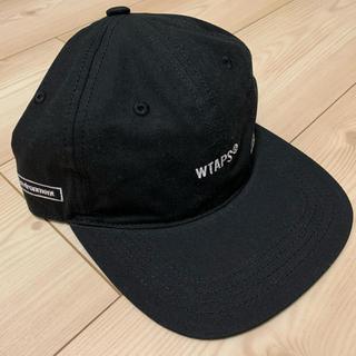 ダブルタップス(W)taps)の試着のみ美品★ WTAPS 19 SS CAP キャップ(キャップ)