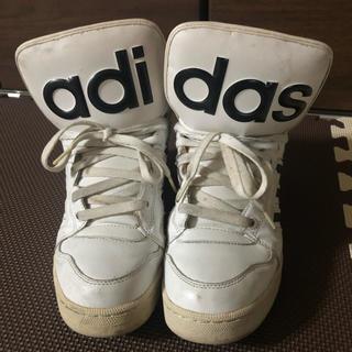 アディダス(adidas)のadidasジェレミースコットスニーカー(スニーカー)