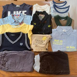 MUJI (無印良品) - 男の子服いろいろセット 90〜95