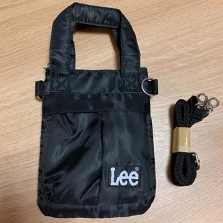 リー(Lee)のsmart 12月号付録 Lee ミニヘルメットバッグ(ショルダーバッグ)