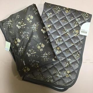 フタフタ(futafuta)の新品☆テータテート お昼寝布団 敷きパッド 掛け毛布 2枚セット(敷パッド)