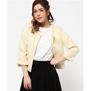 MERCURYDUO - 冬・春のデート❤ 入学式にも ツイード セット アップ スカート ジャケット