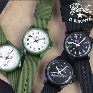 イルビゾンテ(IL BISONTE)のイルビゾンテ  アーミーウォッチ(腕時計)