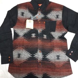 Indian - 新品未使用 チェックシャツ