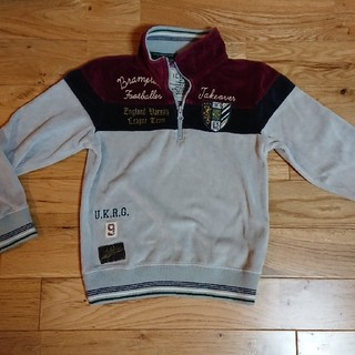 イッカ(ikka)のトレーナー 120 (Tシャツ/カットソー)