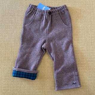 ファミリア(familiar)の専用✩ファミリア【新品】ロングパンツ ズボン 80(パンツ)