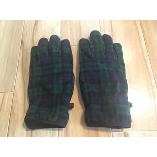 ユニクロ(UNIQLO)のUNIQLO ユニクロ フリース手袋 Mサイズ(手袋)