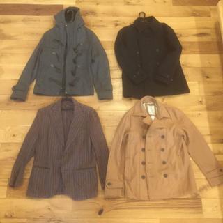ユニクロ(UNIQLO)のジャケット・ピーコート等 サイズM・Sまとめて(ピーコート)