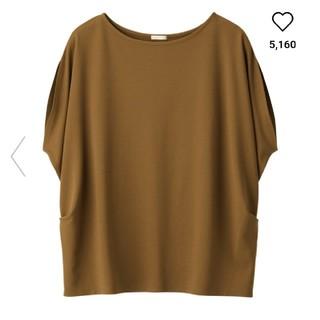 GU - GU エアリーボリュームTシャツ