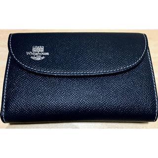 ホワイトハウスコックス(WHITEHOUSE COX)のWhitehouseCox【ホワイトハウスコックス】三つ折り財布(財布)
