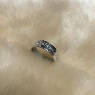 アガット(agete)のアガット シルバーピンキーリング(リング(指輪))