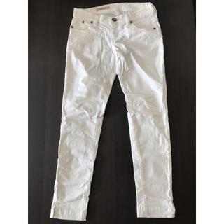 ダブルスタンダードクロージング(DOUBLE STANDARD CLOTHING)のDOUBLE STANDARD CLOTHING ホワイトデニム(デニム/ジーンズ)